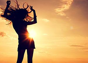 Dancer Sunlight