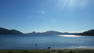 Obstruction Pass, Orcas Island, WA